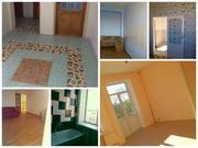 3х комнатная просторная квартира