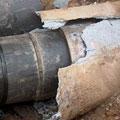 Замена трубопроводов водоснабжения в Риддере